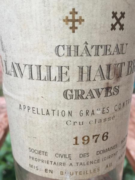 Ch. Laville Haut Brion