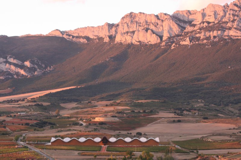 Isios and Cantabrian mountains