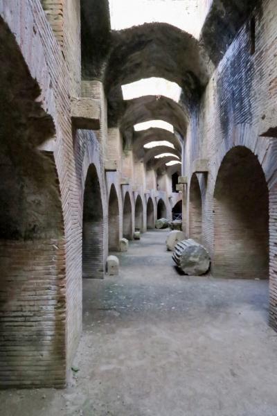 Pozzuoli amphitheatre