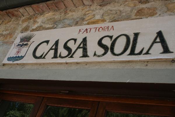 Casa Sola entrance