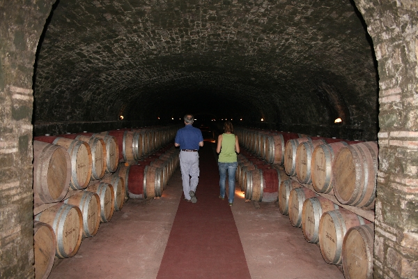 barriques tunnel
