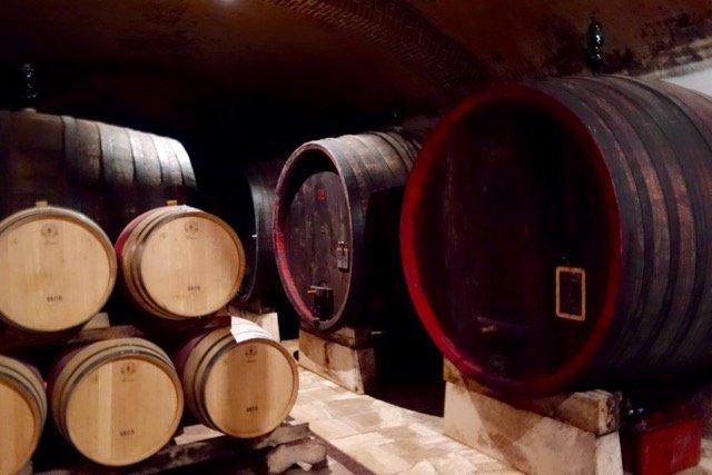 mixed oak barrels