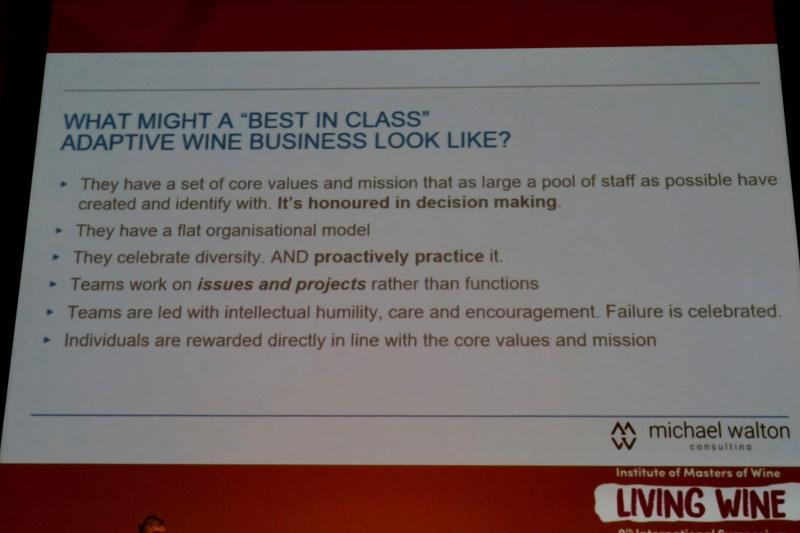 M Walton key points