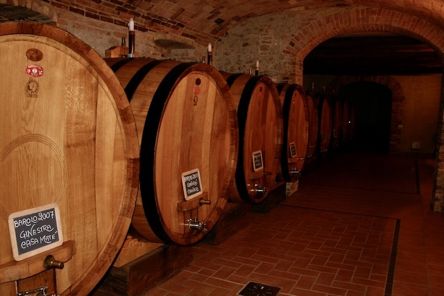 Botti: traditional casks
