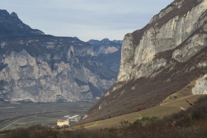 looking into Alto Adige