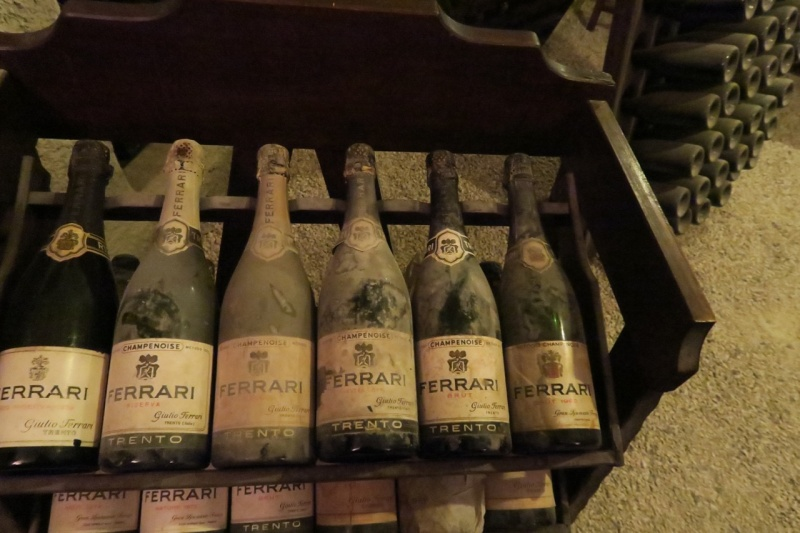 treasured old bottles, Ferrari
