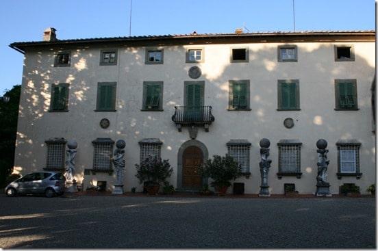 Villa Capezzana