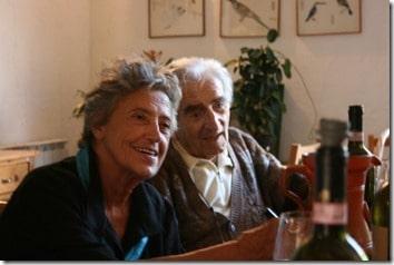 Elisabetta and il maestro