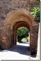 Porta Buselli, Montalcino