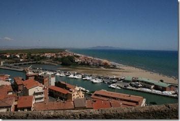 Castiglione harbour