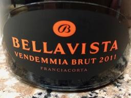 Bellavista label